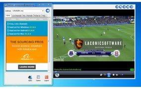 Phần mềm xem bóng đá Sopcast qua ưu và nhược điểm của nó