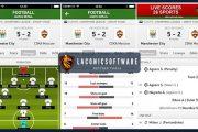 Ứng dụng xem lịch thi đấu bóng đá, Highlight sắc nét miễn phí
