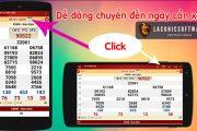 Phần mềm xổ số trực tuyến miễn phí - Các phần mềm xổ số online