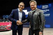 Mercedes + Nvidia có thể bắt kịp Tesla tạo ra xe thực sự thông minh