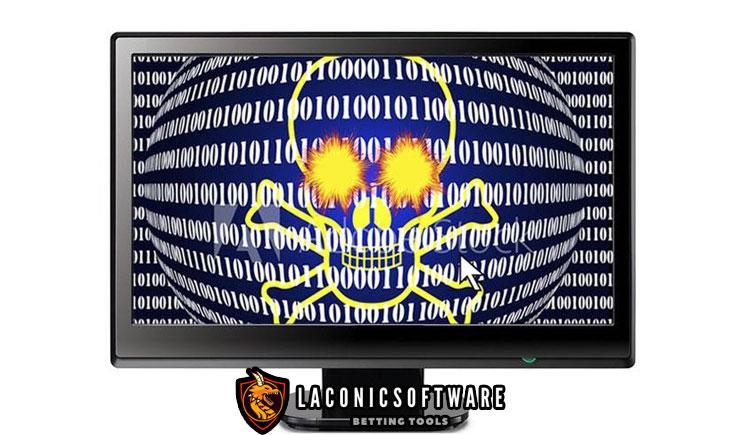 Virus lây lan vi phạm bản quyền phần mềm