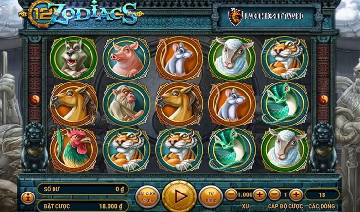Hướng dẫn cách chơi 12 Zodiacs