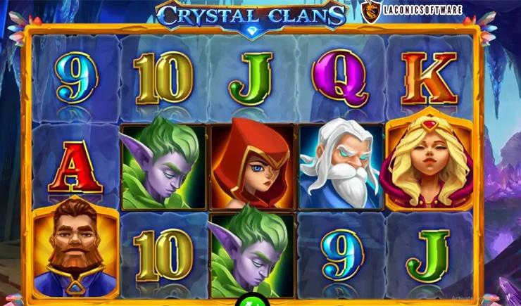 Hướng dẫn cách chơi Crystal Clans
