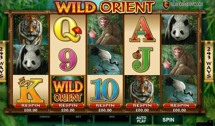 Hướng dẫn cách chơi Wild Orient
