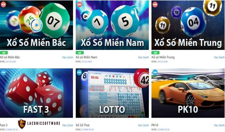 Hướng dẫn cách chơi xổ số online
