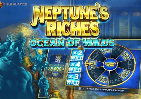 Neptune's Riches – Ocean of Wilds