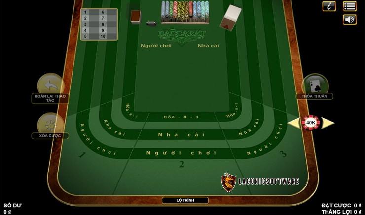 Hướng dẫn cách chơi American Blackjack