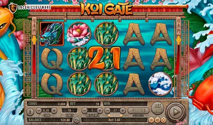 Hướng dẫn cách chơi Koi Gate