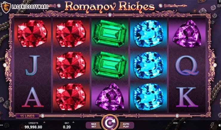 Hướng dẫn cách chơi Romanov Riches