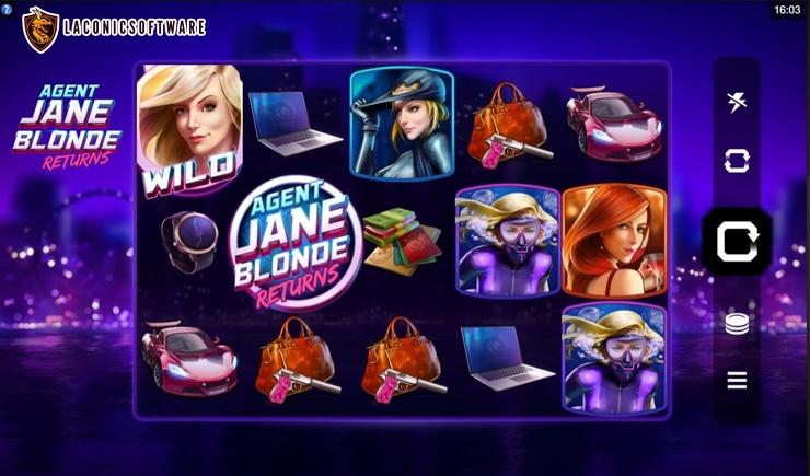 Hướng dẫn cách chơi Agent Jane Blonde Returns