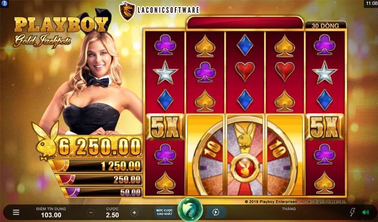 Hướng dẫn cách chơi Playboy Gold Jackpots