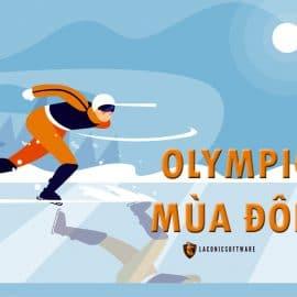 Cược thể thao và Olympics Mùa Đông