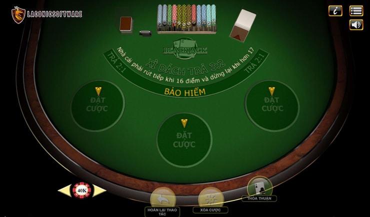 Hướng dẫn cách chơi Blackjack 3 Hand