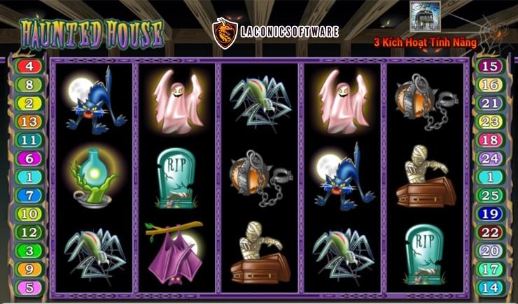 Hướng dẫn cách chơi Haunted House