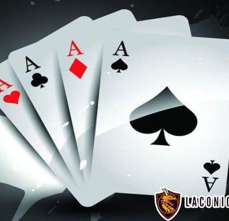 Chia sẻ cách chia bài lấy tứ quý trong các game bài