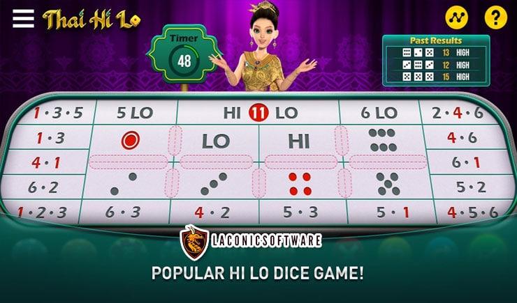 Cách chơi Thái Hi Lo